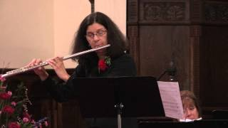 Waltz from Suite Antique Performed by the Camellia City Flute Choir