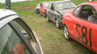 Top Gear Private Banger Race: {ft} Onboard Camera In A Private Field !