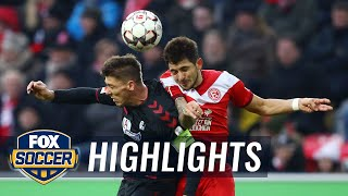 Fortuna Düsseldorf vs. SC Freiburg | 2018-19 Bundesliga Highlights