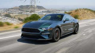 2019 Ford Mustang Bullitt Quick Review