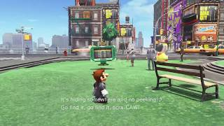 Super Mario Odyssey - 99999 Jump Rope Glitch