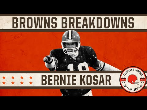 Bernie Kosar Looks Back On His Historic Browns Moments | Browns Breakdowns