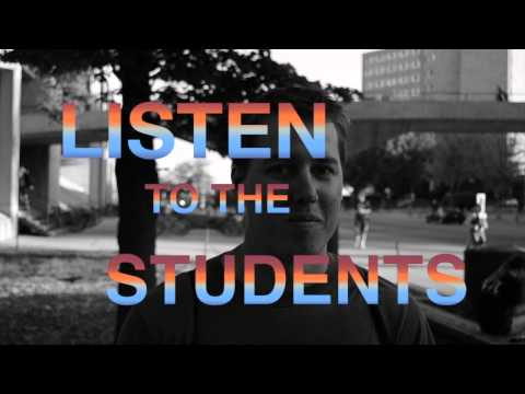 Listen to the Students: Who is your President?