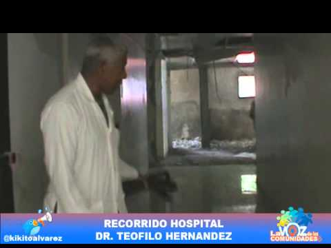 RECORRIDO HOSPITAL