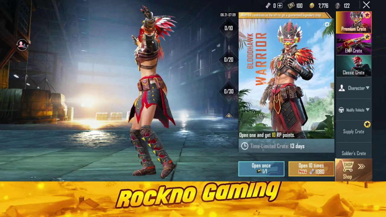 GET M416 GLACIER SKIN FREE PUBG MOBILE REDEEM CODE TODAY ...
