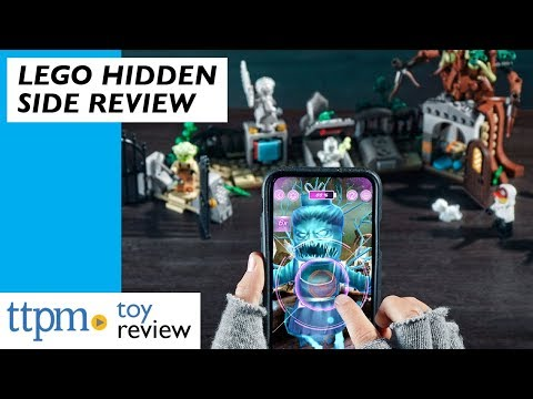 LEGO Hidden Side Toy Review From LEGO
