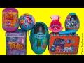 Dreamworks Trolls Surprise Easter Egg Blind Bag Series 2 1 Chocolate Tin Box Poppy Branch Lollipop