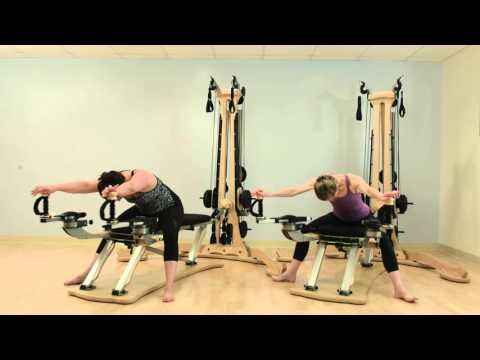 ExerciseWise Presents The Gyrotonic Exercise
