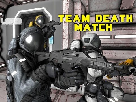 space engineers team death match shoot out assault