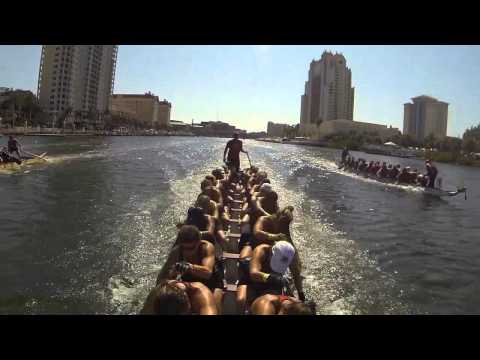 Tampa Bay Dragon Boat Club - Tampa Ladies' 200m