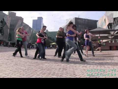 Modern Jive Dancing in Melbourne