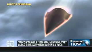 DARPA HTV-2: 13,000 mph Hypersonic Glider Test Resulst Revealed