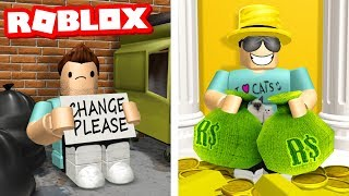 Going from POOR to RICH in Roblox