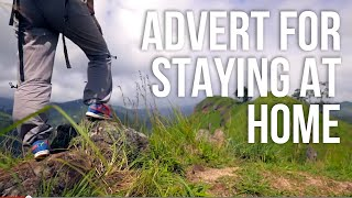 Advert for Staying at Home