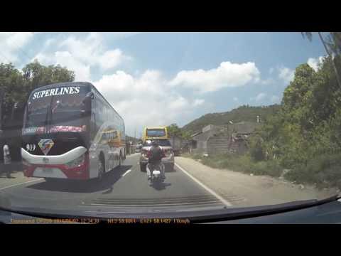 Lucena City to Gumaca Quezon Journey