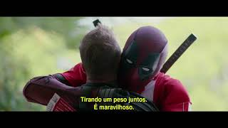 Deadpool 2: O Mercenário pede desculpas à David Beckham - Legendado