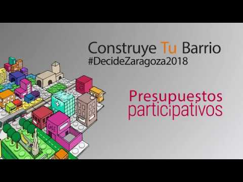 Presupuestos Participativos de Zaragoza