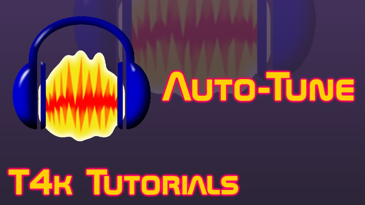 How to Auto-Tune in Audacity (GSnap) | T4k Tutorials