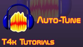 T4k Tutorials - How to Auto-Tune in Audacity (GSnap)