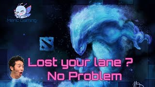Dota 2 - How To Farm Even If You Lost Your Lane [ Tips For All Roles ]