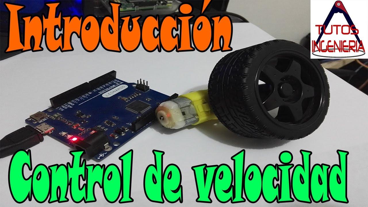 Control De Velocidad Un Motor Con Encoder Arduino Connecting A Photo Interrupter Optoisolator To An Martyn Introduccin Al Y 1 Youtube