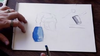 Techniques In Art That Make Paintings Realistic & Three-dimensional : Drawing & Art