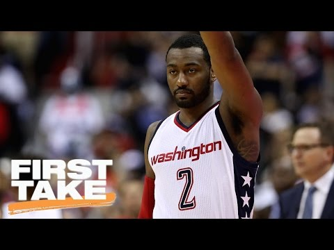 Stephen A. Smith Is More Confident In Wizards | First Take | April 27, 2017
