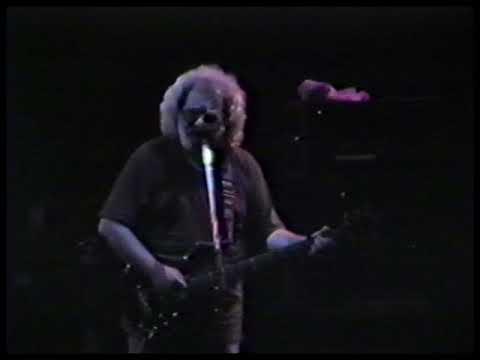 Grateful Dead Oakland Coliseum, Oakland, CA 2/20/91 Complete Show