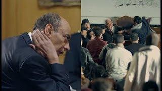 كوميديا أحمد بدير طالب يضرب أستاذ جامعي بالقفا 😂😂 .. هتموت من الضحك#أستاذ_و_رئيس_قسم