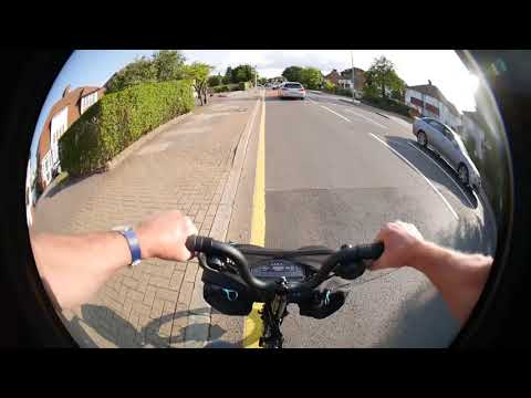 A Look At The Brompton Electric Folding Bicycle