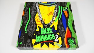 Gzuz & Bonez MC - High & Hungrig 2 Box Unboxing