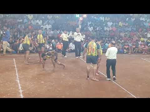 ANKUR(mumbai)vs OM(kalyan)shramik gym khana kabaddi match 2018..part 1