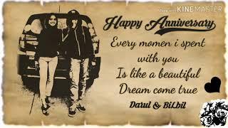 Lagu romantis untuk Anniversary ❤️
