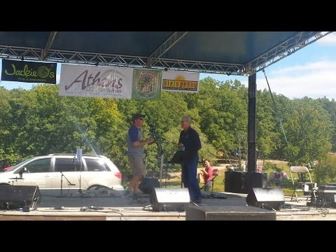 Joel Salatin @ the 2014 Ohio Paw Paw Festival