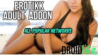 Install EROTIKK Adult Porn addon on Kodi Amazon Fire stick