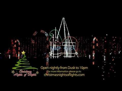Steve Powers - Christmas Nights of Lights $20 Carload Monday!
