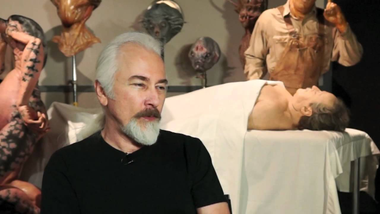 Comic-Con is Close. How About Some Aliens? Makeup Artist Rick ...
