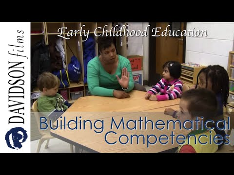 Building Mathematical Competencies in Early Childhood