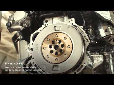 "Hyundai Motors Company PR Movie - ""ProductionProcess"""