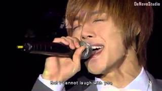 Kim Hyun Joong Because I M Stupid W English Sub