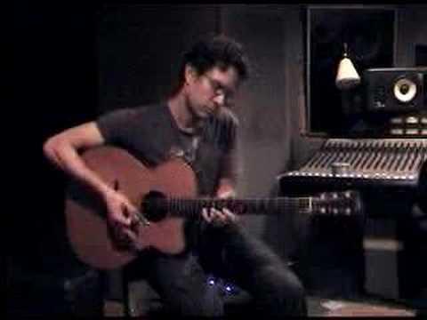 Yoav in the studio - part 1