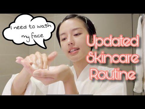 Chu Trình Dưỡng Da Mới Của Linh/ My Updated Skincare Routine