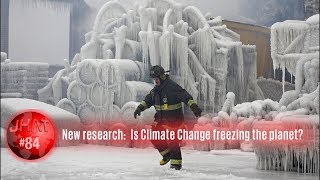 Is a mini ice age coming?