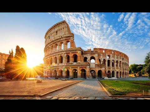 10 Most Beautiful Places in  ROME - ITALY   HD