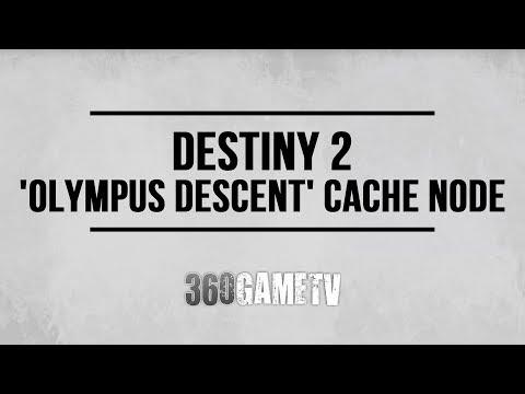 Destiny 2 Olympus Descent Cache Node Location (Nascent Dawn 3/5 Weekly Quest Step Polaris Lance)
