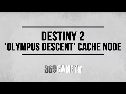Destiny 2 Olympus Descent Cache Node Location (Nascent Dawn 3/5 Weekly Quest Step Polaris Lance)