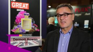 The global opportunity, delivered by the world's retail leaders: Dermott Rowan, Orla Kiely