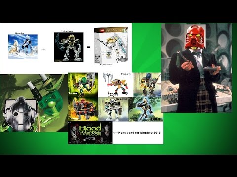 Riaso Theory/Analysis: Closer Bionicle Picture (with Maxus)