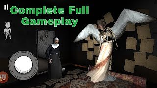 The Nun Complete Full Game Exit - Easy Way Android ios Gameplay