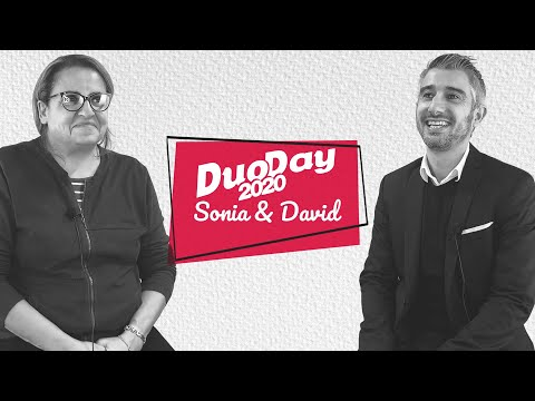 DuoDay 2020 - Episode #3 - Sonia & David